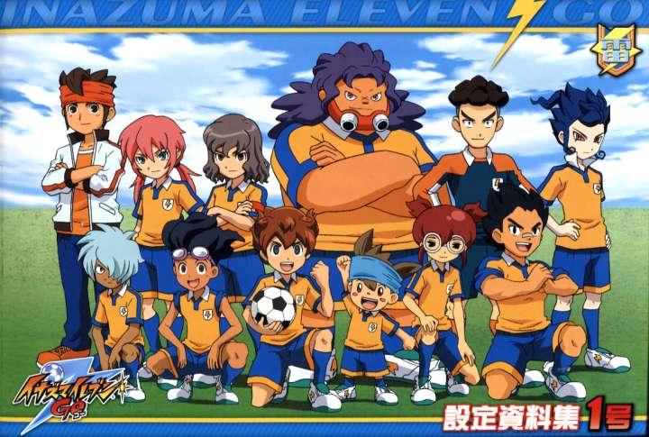 Inazuma Eleven Go - Serie 1 (2013) HDTVMux 720P AAC - ITA