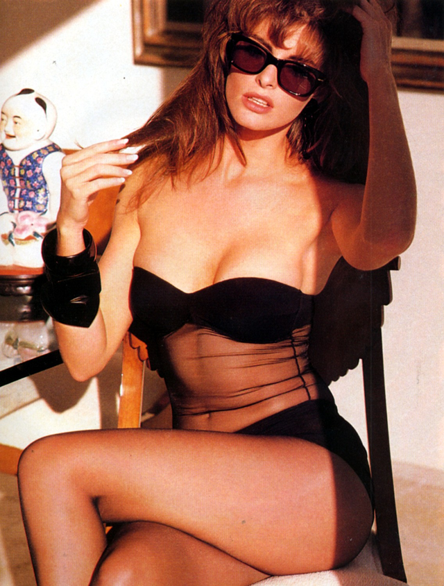 Joan Severance hot pic
