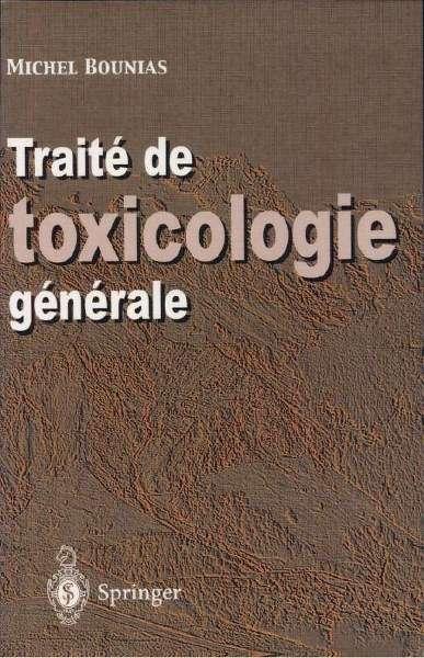 Traité de toxicologie générale