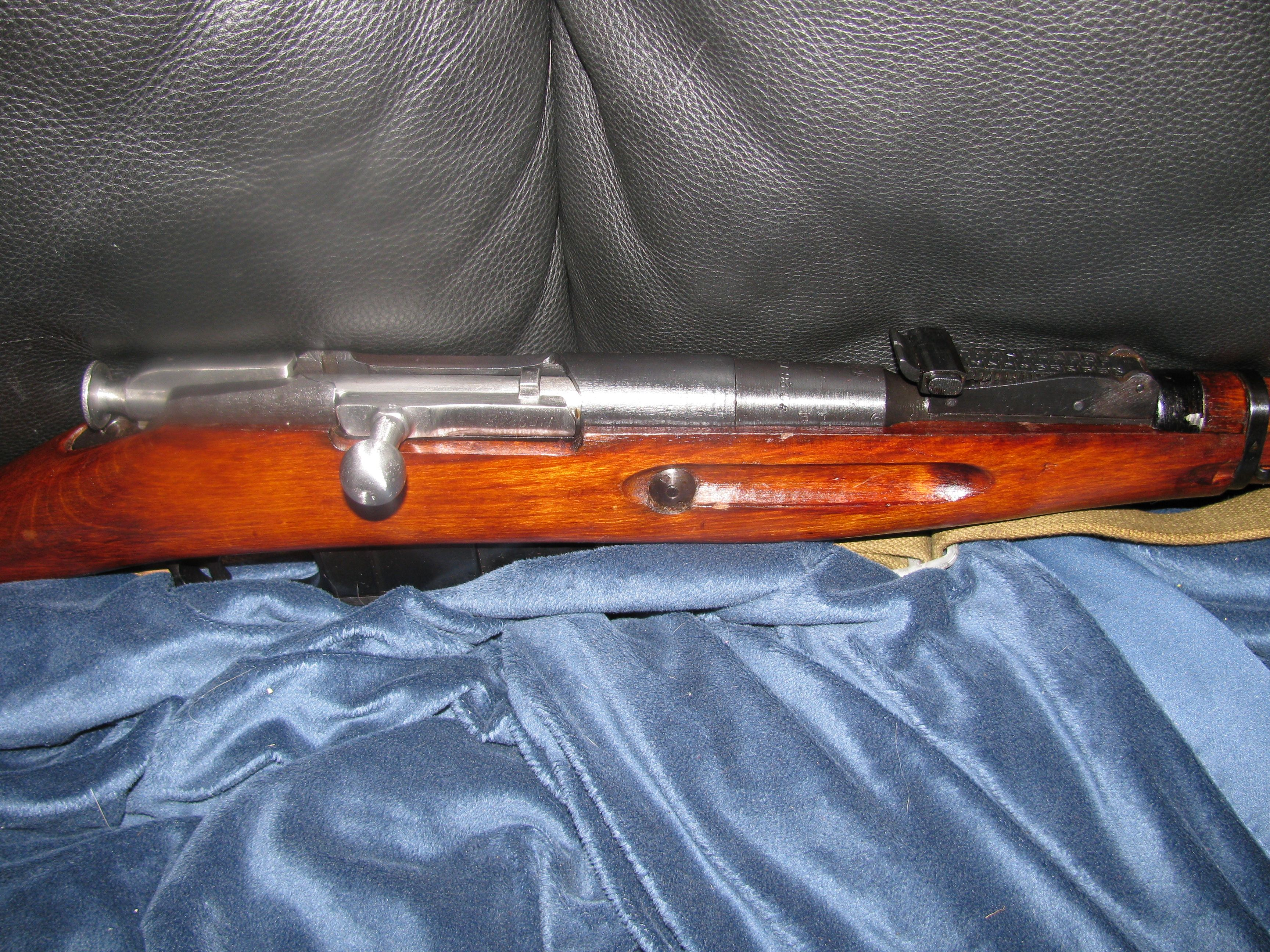 New Mosin Nagant 91/30 - General Rifle Discussion