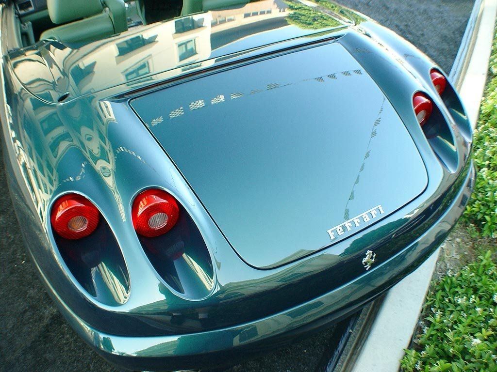 Displaying 18 gt images for ferrari 456 wagon