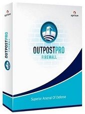 Outpost Firewall Pro full