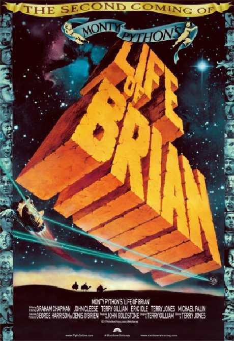 life of brian stream
