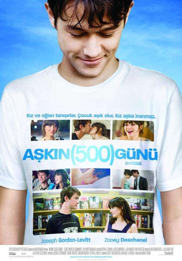 Aşkın 500 Günü - 2009 BDRip x264 - Türkçe Dublaj Tek Link indir